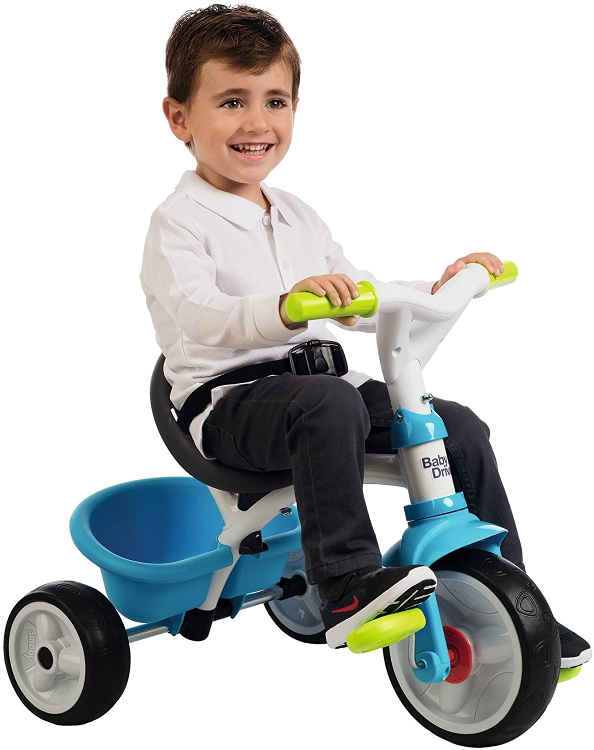 tricycle évolutif Smoby Baby Driver Confort 2