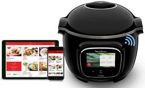Test et avis sur le Moulinex Cookeo Touch Wifi CE902800
