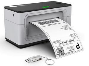 Avis imprimante pour étiquettes thermique Munbyn