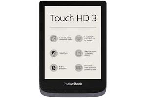 Avis liseuse électronique PocketBook Touch HD 3