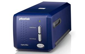 Avis scanner de diapositive Plustek OpticFilm 8100