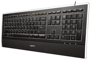 Avis clavier silencieux Logitech K740